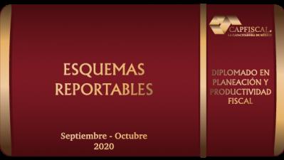 PFS62020 - ESQUEMAS REPORTABLES