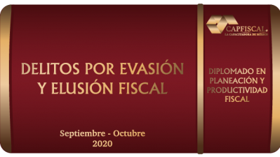 PFS72020 - DELITOS POR EVASIÓN Y ELUSIÓN FISCAL