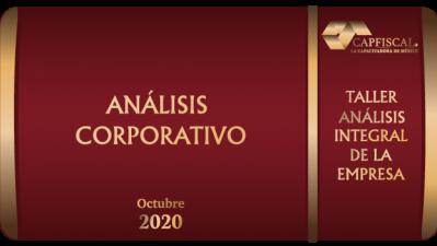 TAIES12020 - ANÁLISIS CORPORATIVO