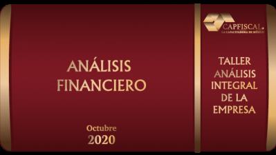 TAIES22020 - ANÁLISIS FINANCIERO